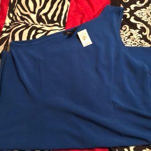 Brand new never worn off shoulder dress